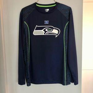 Seattle Seahawks NFL Team Apparel Shirt